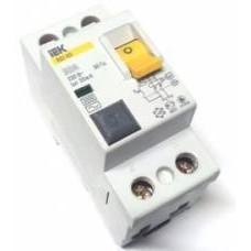 Дифференциальные выключатели (УЗО) IEK (91)