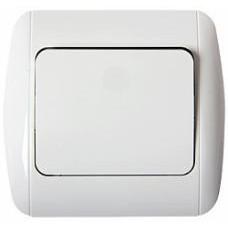 Выключатель e.install.stand.811/2  лестничный с рамкой