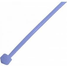 Кабельная стяжка e.ct.stand.150.4.blue (100шт), синяя