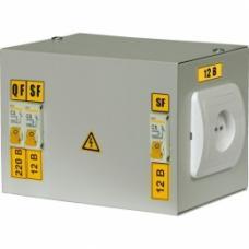 Ящик с понижающим трансформатором ЯТП-0,25 220/36-3 36 УХЛ4 IP30