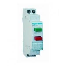 Две кнопки на DIN-рейку SVN371