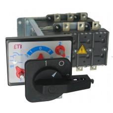 Переключатели нагрузки 1-0-2 типа LA..CO и LA..COH (33)