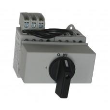Переключатели нагрузки малогабаритные 1-0-2 типа LAS COP/LAS CO (12)