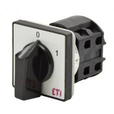 Переключатели кулачковые типа CS (209)